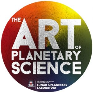 Art of Planetary Science LPL