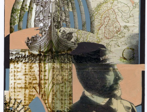 Bettina Forget - Somnium Sea Voyage 1