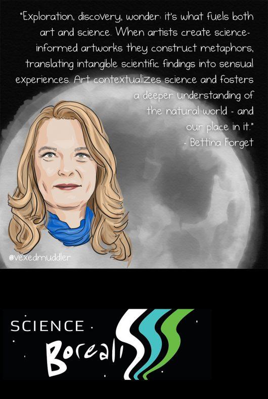 Bettina Forget - Science Borealis